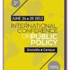 ICPP Grenoble 2013 Design Sessions