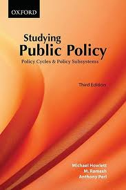Studying Public Policy Text 2009